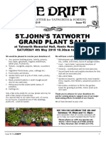The Drift Newsletter for Tatworth & Forton Edition 092