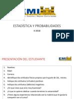 CD 1 - Caracteristicas de Las Variables