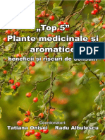 Top 5 plante medicinale și aromatice - beneficii și riscuri de consum.pdf