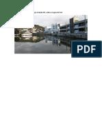 Reflexo sobre a Lagoa do Paó