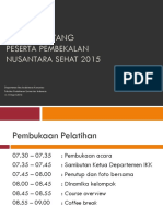 Course Overview Nusantara Sehat 2015.ppt