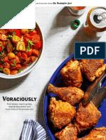 Voraciously Essential Recipes