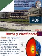Rocas y Clasificacion de Rocas