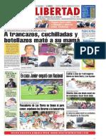 Primera página - Abril 15 de 2019
