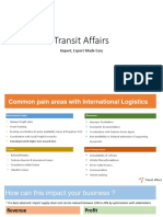 Transit Affairs