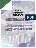 RPMS MOVs for Teacher 3 - Jhun