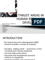 Thrust Areas in Human Resource Development_final