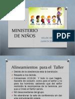 Nueva Misión Ministerio de Niños