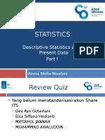 [AM] 12 Descriptive Statics and Present Data