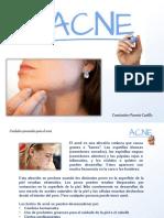 Constantino Parente Castillo - Cuidados personales para el acné