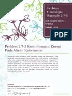 2.7-3 Problem Geanklopis