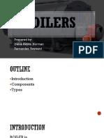 Boilers ( Petroleum)