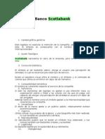 Banco Scotiabank analisis 2