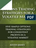 Options Trading Strategies for  - James, Keith.epub