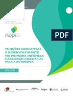 PRIMEIRA INFANCIA-Funcoes Executivas