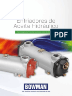 Bowman Hydraulic Oil Cooler Brochure 2018_Spanish (1).pdf