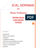water Pollution ppt civil NITHIN.pptx