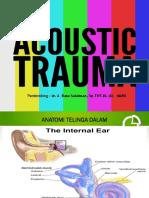 Trauma Akustik