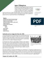Rugby en Los Juegos Olímpicos