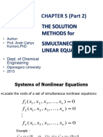 NLE Solution