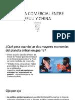 Guerra Comercial Entre Eeuu y China(Macro)
