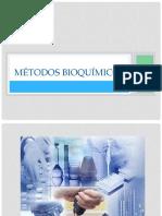 Métodos Usados en Bioquímica