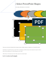 Free Macro to Select PowerPoint Shapes