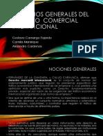 Principios Generales Del Derecho Comercial Internacional