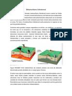 Metamorfismo hidrotermal
