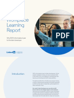 Workplace Learning Report 2019