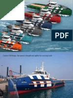 Camarc Crewboat Range 2016