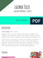 aurora turmelle - manipulative portfolio entry 1 - due 1 31
