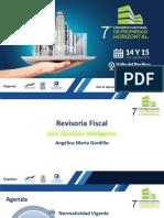 Informacion Del Revisor Fiscal