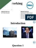 FM Presentation Dell Working Capital G1