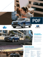 Forester Ebrochure 2019 global