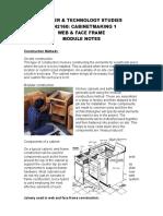 CON2160 Module Notes