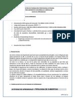 GFPI-F-019 Formato Guia de Aprendizaje CUBIERTAS