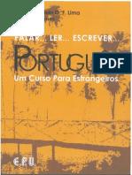 Falar ler escrever portugues - Un curso para estrangeiros[1].pdf