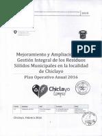 3e0311_PLAN OPERATIVO ANUAL 2016 - CHICLAYO LIMPIO.PDF