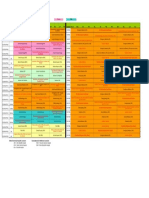Academic Rotation Grid 2019-21