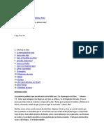 ESTUDIOS BIBLICOS - LA UNICIDAD DE  DIOS  JAC.docx