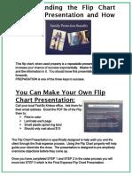 presentation of flow chart