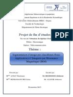 Segmentation d'image par classifieurs flous Application à l'Imagerie par Résonance Magnétique IRM.pdf