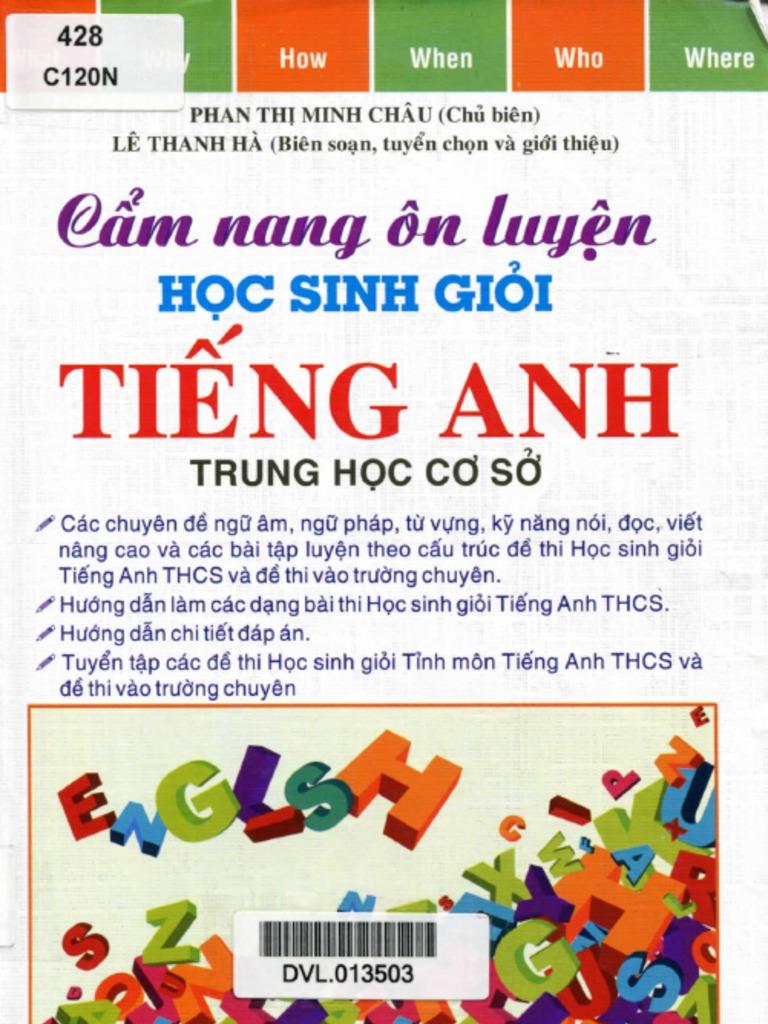Dem Ngay Xa Em Lyrics cẩm nang Ôn luyện học sinh giỏi tiếng anh thcs - phan thị