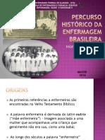 Percurso Histórico Da Enfermagem Brasileira_apresentação