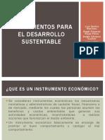 Instrumentos Para El Desarrollo Sustentable