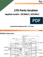 Doosan DX340LC | Safety | Elevator