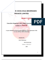 Umar Project Final on Coco Cola on Red