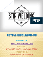 Friction Stir Welding Ppt2