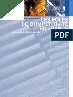 PÔLES DE COMPETITIVITE - FRANCE - PRESENTATION